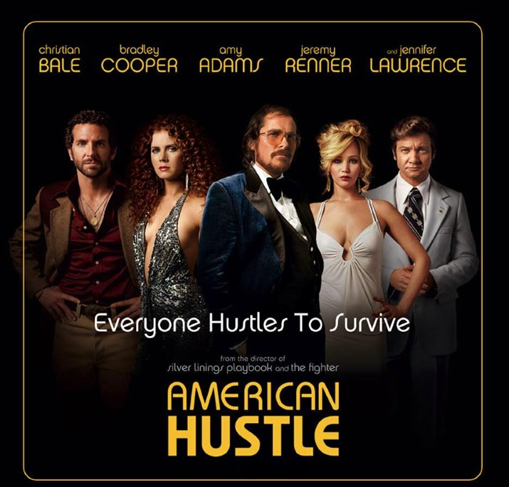 'American Hustle'