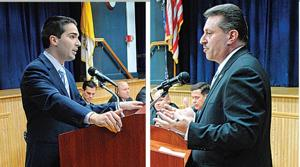 Joe Addabbo, Eric Ulrich debate for 15th Senate District seat 1