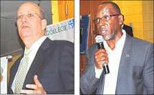 Walder touts MTA reforms in Jamaica