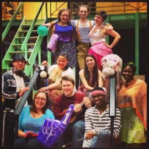 Community theater sings into springtime 1