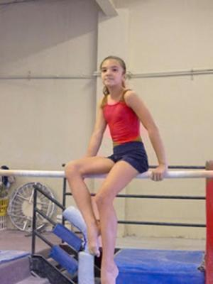 Queens gymnast wins big at NY competition 1
