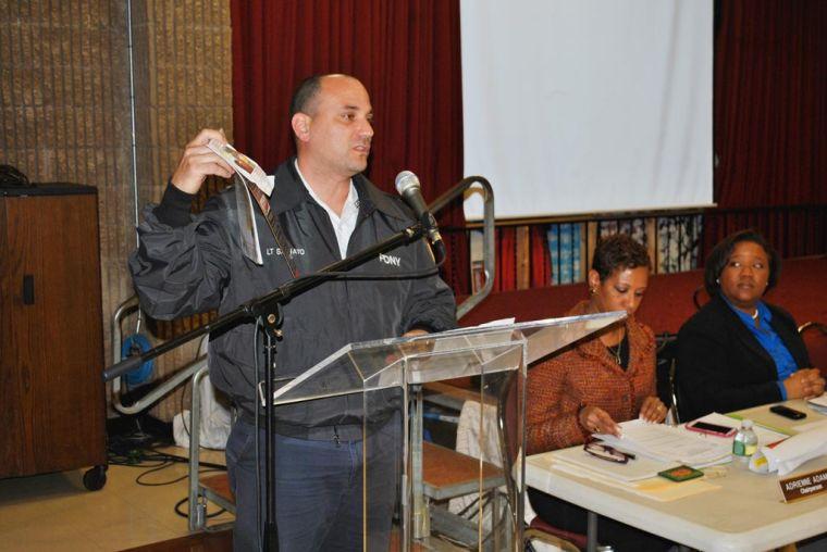 FDNY seeks to cut fire injuries in CD 12 1