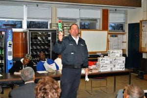 Fire safety tips at the 113th Council 1