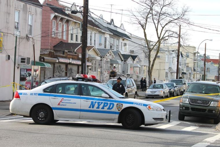 Ozone Park mom shot dead, husband arrested