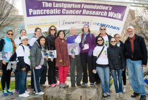 Rego Park resident walks for a cure 1