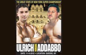 Ulrich launches bid against Addabbo 1