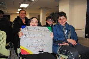 Harsh words for mayor flow at schools forum 1