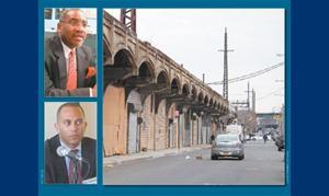 Rockaway Beach rail plan to be backed by Reps. Jeffries, Meeks 1