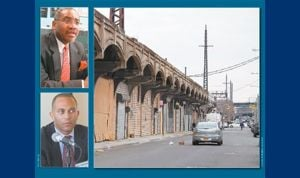 Rockaway Beach rail plan to be backed by Reps. Jeffries, Meeks 1