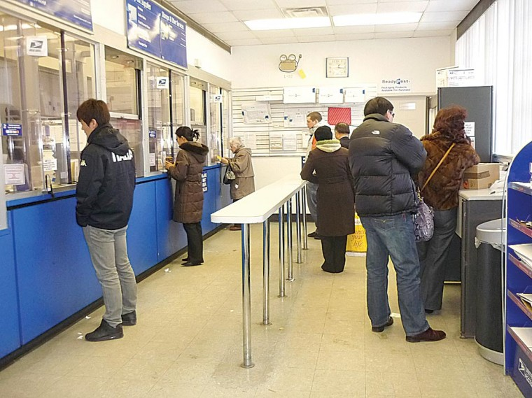 Five Queens post offices may close 1