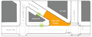 Astoria plaza to be tested for a day 1