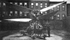 An LIC backyard was a helicopter's birthplace 1