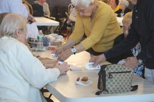 Howard Beach seniors celebrate volunteers