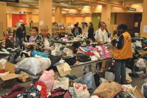 Crowley, Shops at Atlas Park team up for Hurricane Sandy relief effort 4