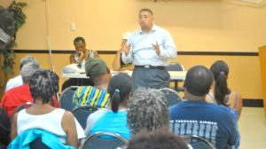 <p>The Rev. Phil Craig, president of the Queens Chapter of the National Action Network, offered observations Monday night on NAN's protest march in Staten Island last week in response to the the death of Eric Garner in July.</p>