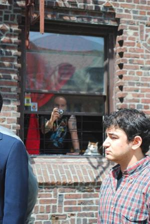 Gay tenant says super harasses him 2