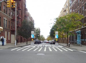 Slow down! CB 13 asks DOT for 20-mph zones  1
