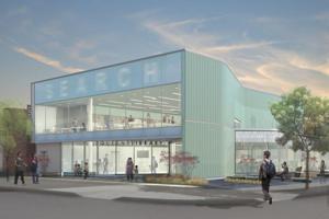New library for Glen Oaks 1