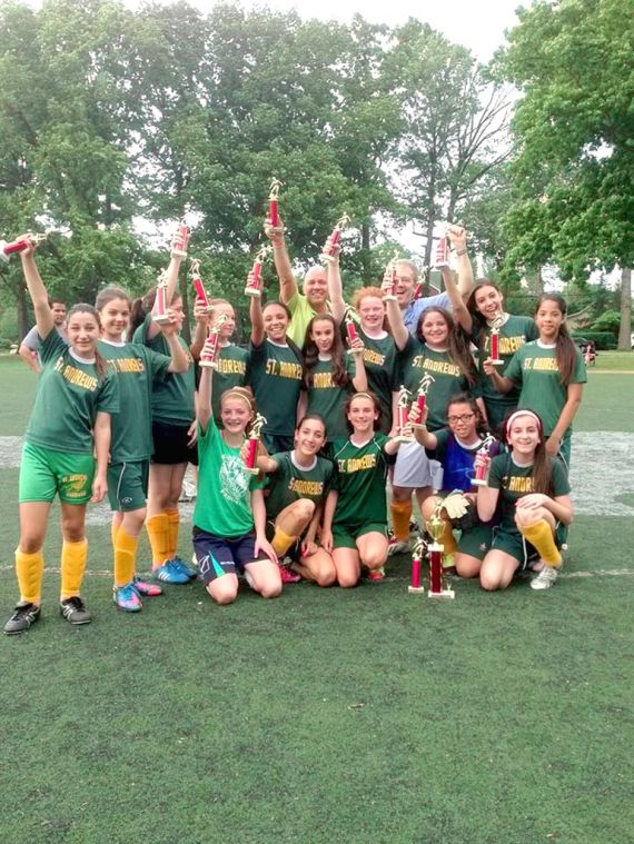 St. Andrew's wins soccer title 1