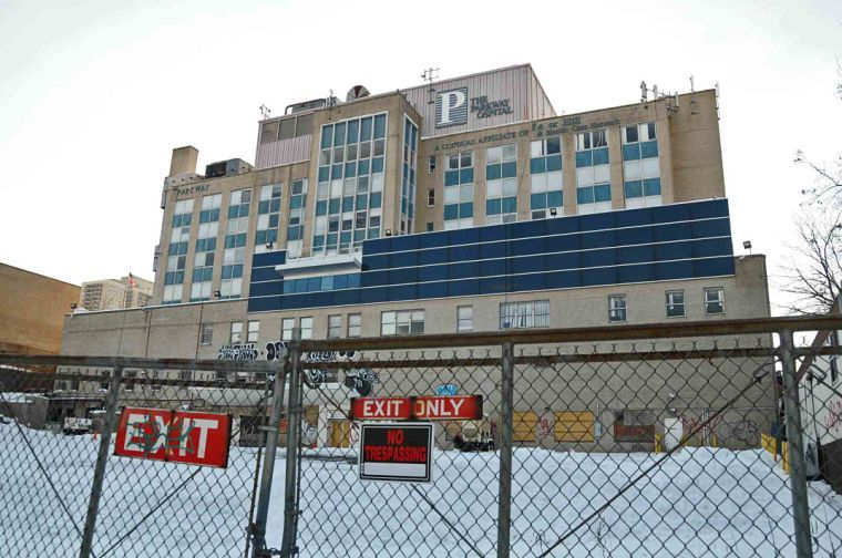 Condos planned for Parkway Hospital site