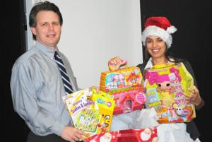 Chronicle's 17th toy drive starts 1