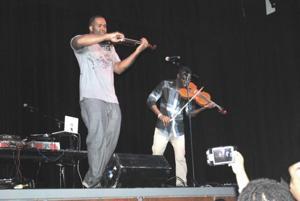 Black Violin tears up Flushing Town Hall 1