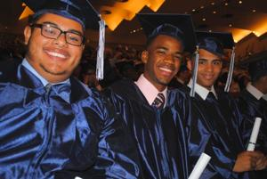LIC High School grads say goodbye  1