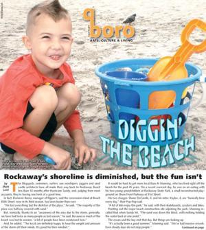 It's August. It's Queens. Rockaway's calling! 1