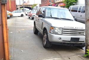 Van Bramer seeks to curb sidewalk parking 2