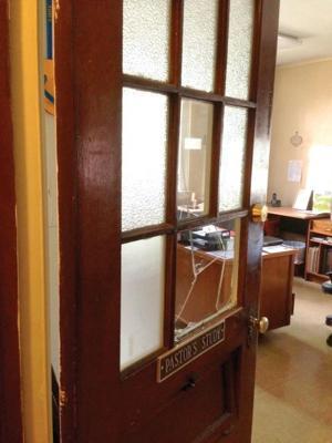 Richmond Hill church targeted by thieves 1