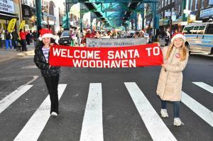 Woodhaven Xmas parade 55103