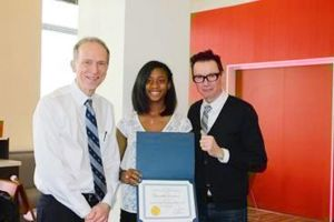Rockaway teen's words win her a scholarship 1