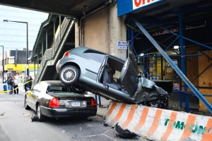 Third bridge crash; DOT blames drivers