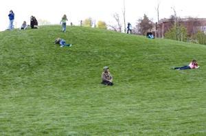 Elmhurst Park opens