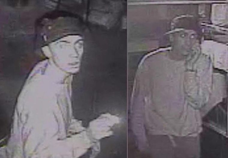 Police still looking for store burglars 1