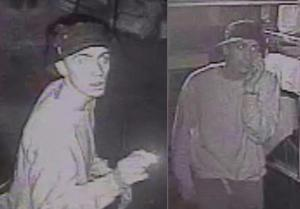 Police still looking for store burglars 1