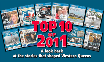 A snapshot glance at 2011 in West3