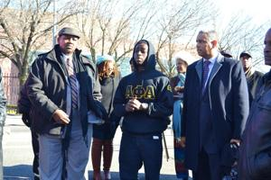 York 'die-in' protests Garner, Brown deaths 2