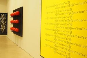 The blend of art and mathematics 1