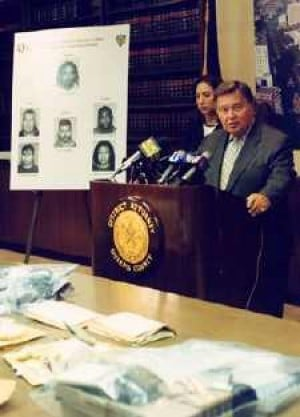 Rego Park, Forest Hills $80K Per Week Heroin Ring Busted