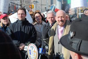 Long Island City not having MTA's plans 1