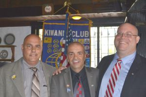 Kiwanis clubs celebrate 1