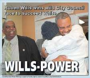 Ruben Wills claims council victory