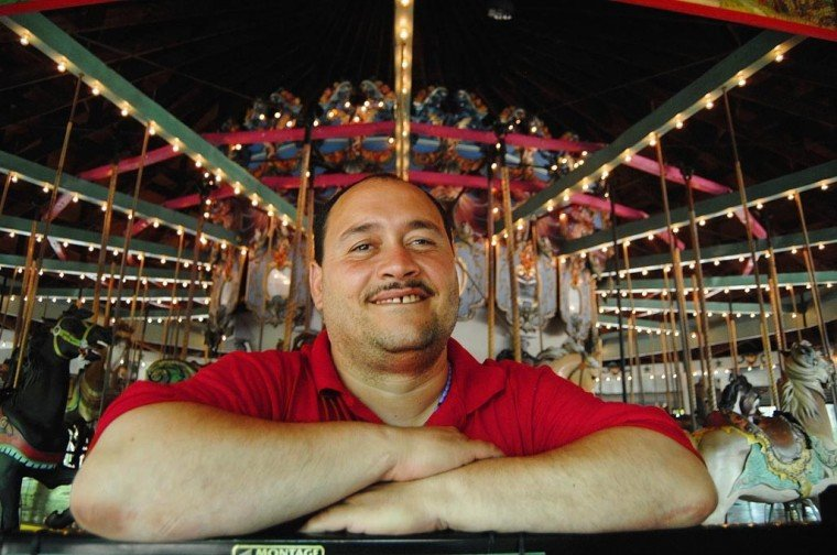 Forest Park Carousel reopens