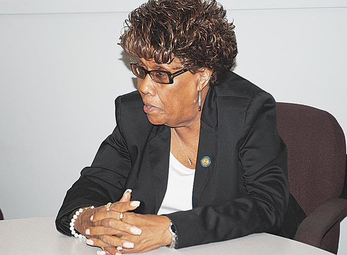 Shirley Huntley set for early release 1