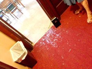 Richmond Hill church targeted by thieves 2