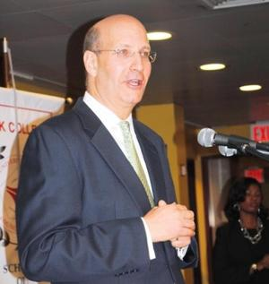 Walder to resign as MTA chairman