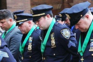 NYPD honors seven heroes from Queens 1