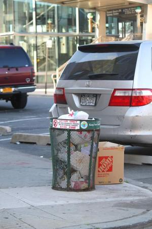 Howard Beach to city: Take out the trash more 1