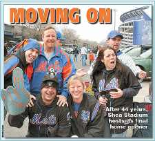 Mets Fans Hope For Last Hurrah!